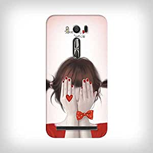 perfect print Back cover for Asus zenfone 2 laser ze 500 kl