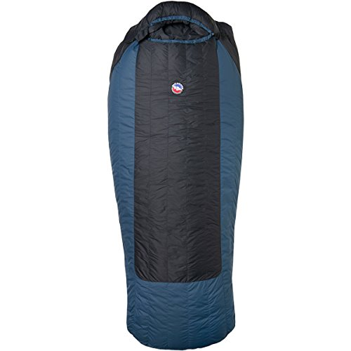 Big Agnes Deer Park 30-Degree Sleeping Bags (600 Down fill), Long Left Zipper