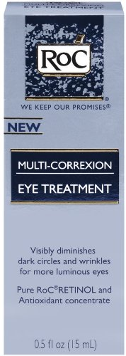 RoC Multi-Correxion Eye Treatment, 0.5 Ounce