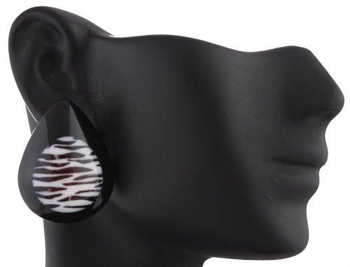 Ladies Tear Drop Style E Clip On Earrings