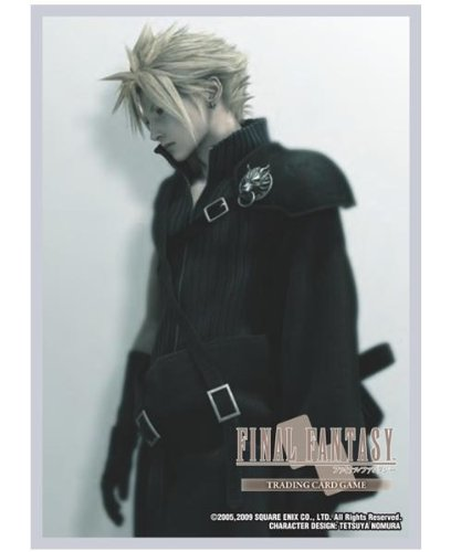 FINAL FANTASY キャラクターカードスリーブ クラウド Ver.2