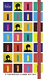 2014 The Beatles 2 Year Pocket Planner