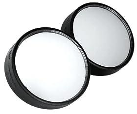 "Custom Accessories 71121 2"" Blind Spot Mirror, (Twin Pack)"