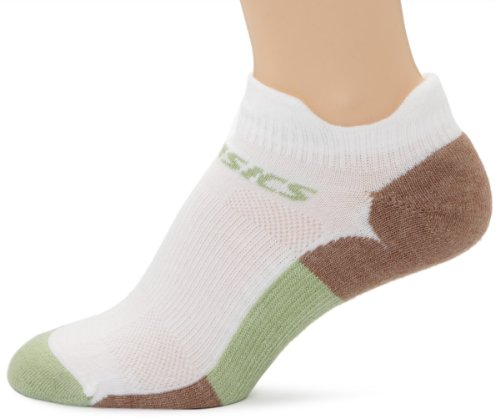 asics-hera-eco-low-cut-socks-sand-heather-green-medium