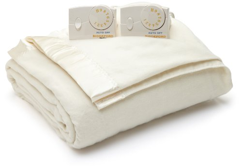 Biddeford Heated Blanket with Analog Controller