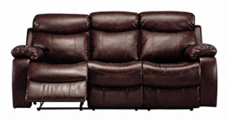 Coaster Home Furnishings 600561 Transitional Motion Sofa, Brown