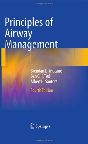 Principles Of Airway Management front-845570