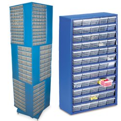 Discount 60 Drawer Metal Small Parts Storage Cabinet Modular Storage Shop