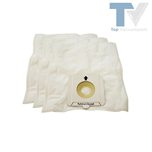 Bissell Vacuum Bags front-17226
