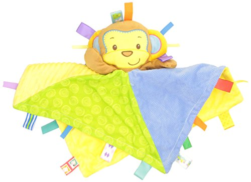 Taggies Patchkin Blankies Toys (Discontinued by Manufacturer) - 1