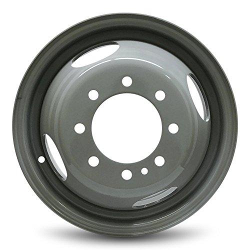 Ford F350SD Dually 16x6 8 Lug Steel Wheel/DRW Steel Rim (16 Ford Dually Rim compare prices)