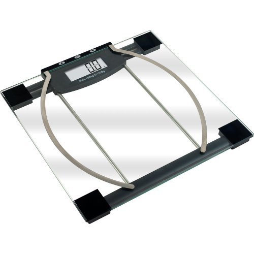 TG Mens Remedy Digital Scale – Body Weight, Fat and Hydration – BIA