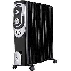 best radiators black oil filled radiator. Black Bedroom Furniture Sets. Home Design Ideas