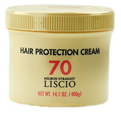 Milbon Straight Liscio Hair Protection Cream - 70 protection - 14.1 oz