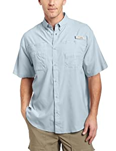 Columbia Tamiami II Short Sleeve Shirt, Medium, Mirage