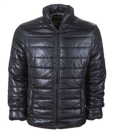 Aeropostale Mens/Juniors Puffer Jacket in Grey - New Season (X-Large)