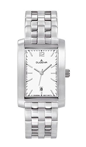 Dugena-Reloj de pulsera analógico para mujer cuarzo acero inoxidable 4460569