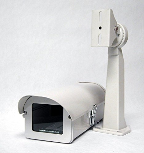 Smart Security Club Outdoor Camera Housing, Side-Opening, He
