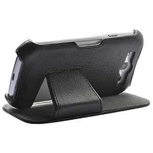 Poetic - Etui de Protection pour Samsung Galaxy S III S3 i9300 - Rigide à l'Arrière - Noir