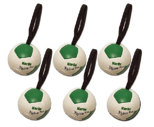Bild von: Karlie Flying-Ball, Kunstleder-Ball mit Wurfschlaufe, 12 cm