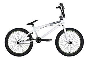 "Haro 200.2 20.5"" SG Gloss White 2012 UK Spec 2012 BMX Bike"