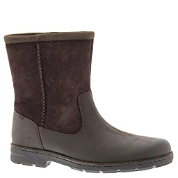 UGG Men\'s Foerster Stout Leather Boot 12 3E - Extra Wide