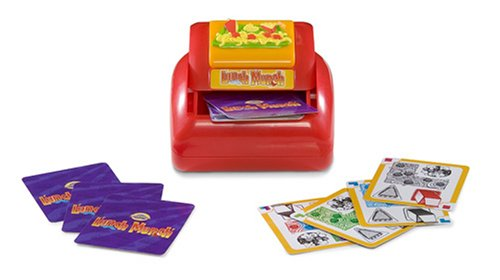 Cranium Squawkbox Cards - Lunch Munch