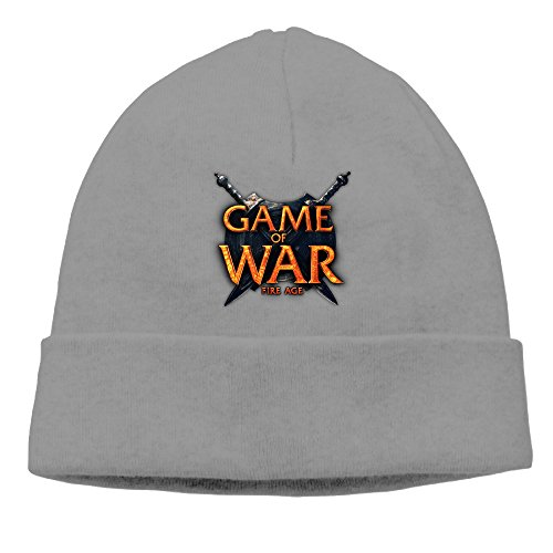 Fashion Game Of War - Fire Age   DeepHeather Head Cap Sweat Beanie Hiphop For Unisex (Diablos Fire Caps compare prices)