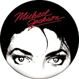 "Michael Jackson Button~ Tribute Button!!~ Approx 1.5"""