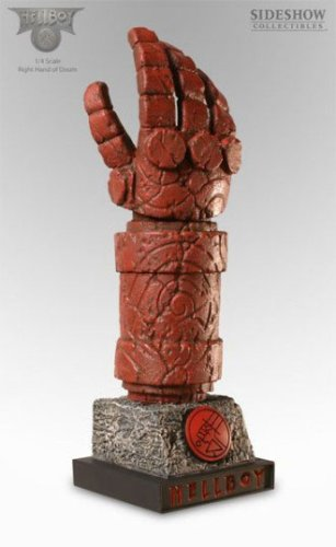 Buy Low Price Sideshow Hellboy Right Hand of Doom 1/4 Scale Figure (B0006FUBCQ)