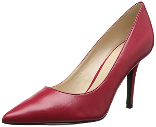 Nine West Women's Jackpot Leather Dress Pump