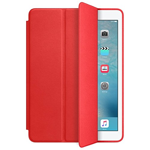 Apple Smart Case for iPad Air 2, Bright Red (MGTW2ZM/A)