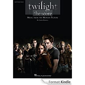 Twilight - The Score Songbook: Easy Piano Solo