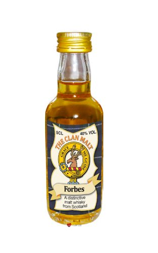 forbes-clan-whisky-collectable-miniature-bottle