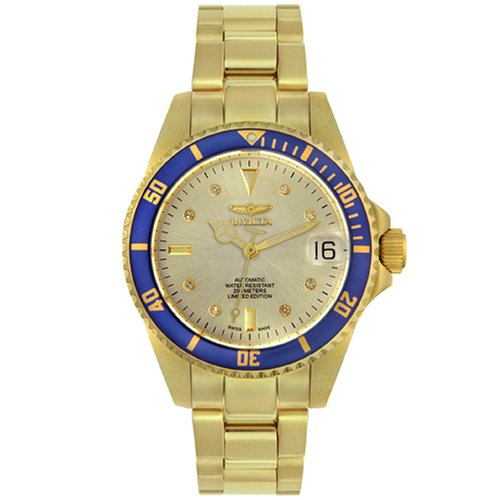 Buy Invicta Women's Pro Diver Collection Limited Edition Diamond Watch #3982