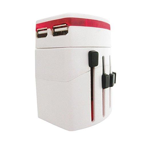 OULI New Mutipurpose Travel Adapter, Universal Travel Plug