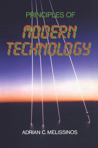 Principles of Modern Technology
