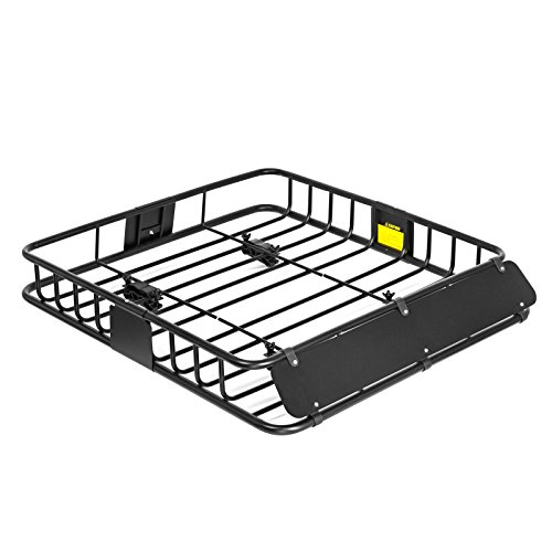 Direct Aftermarket Universal Roof Rack Cargo Carrier (Universal Cargo Rack compare prices)
