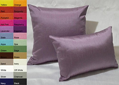 Lavender Pillow Shams