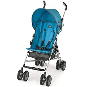Chicco Ct0.6 Capri Lightweight Stroller, Topazio (Discontinued by Manufacturer)