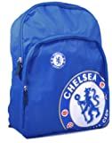 Chelsea Football Club Kids Backpack Crest Reflex