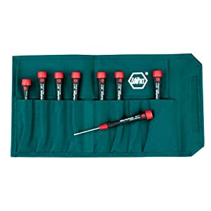 Wiha 26796 PicoFinish Torx Driver Set, T5-T20, 8 Piece at Sears.com
