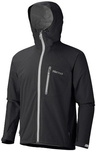 Marmot Men's Hyper Waterproof Jacket - Black, X-Large