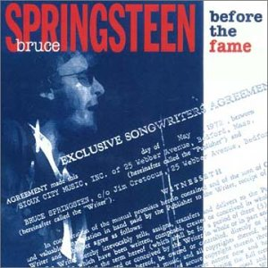 Bruce Springsteen - Before The Fame Disc 2 - Zortam Music