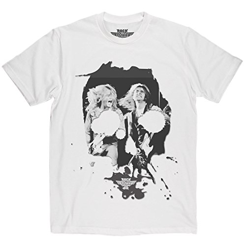 Rock Is Religion -  T-shirt - Maniche corte  - Uomo White XX-Large