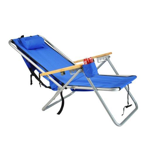 Best Deals Backpack Beach Chair WearEver Deluxe
