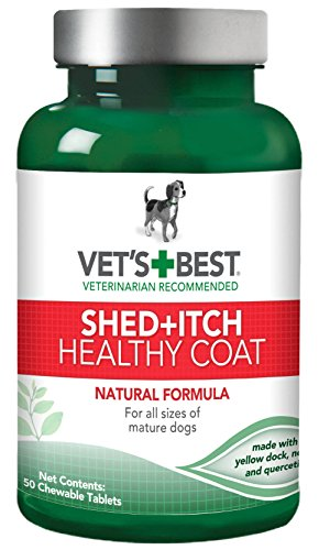 vets-best-healthy-coat-shed-itch-relief-dog-supplements-50-chewable-tablets