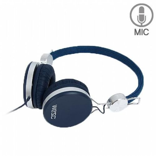 Wesc Banjo Headphones (jazz blue)