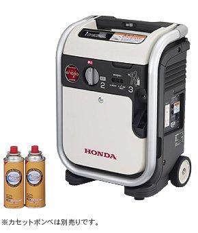 2010年5月13日発売予約受付中 HONDA ガスパワー発電機 enepo(エネポ) EU9iGB