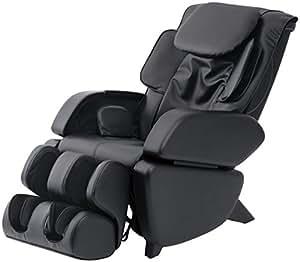スライヴ マッサージチェア くつろぎ指定席 「つかみもみ・エアーマッサージ機能搭載」 ブラック CHD-9006(K)